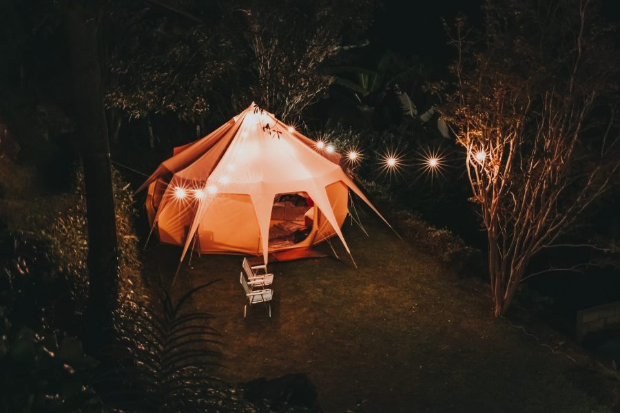 eco camping nuit