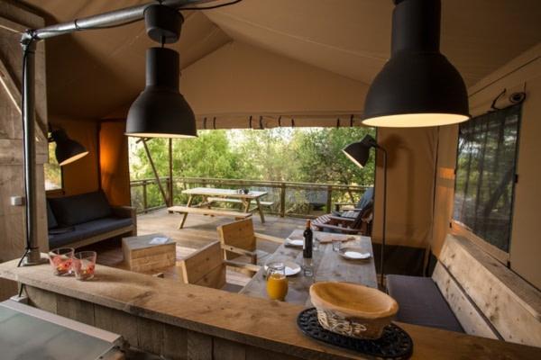 Domaine la serre eco camping