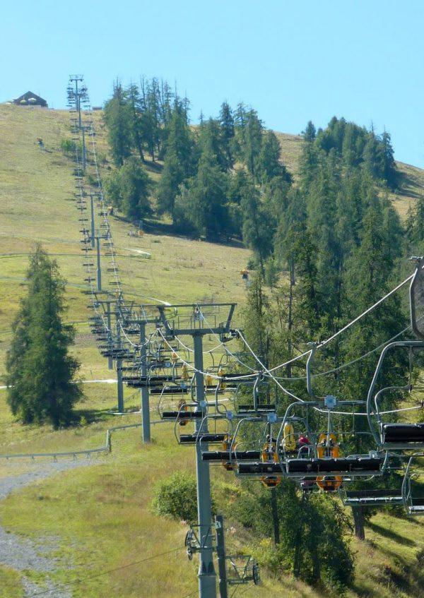 station de ski été